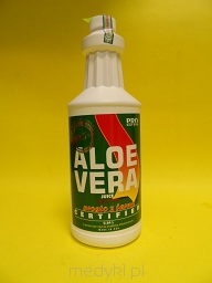 Aloe Vera Juice 99,7% Now Foods