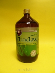 AloeLive 1000ml Laboratoria Natury